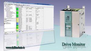 DriveMonitor software