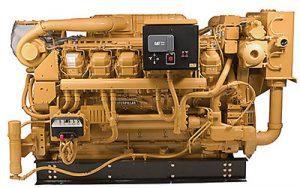 موتورهای دریایی کاترپیلار