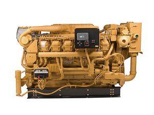 موتور دریایی کاترپیلار