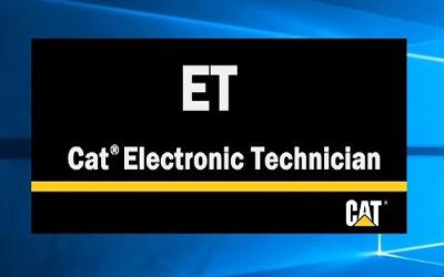 CAT ET 2018C
