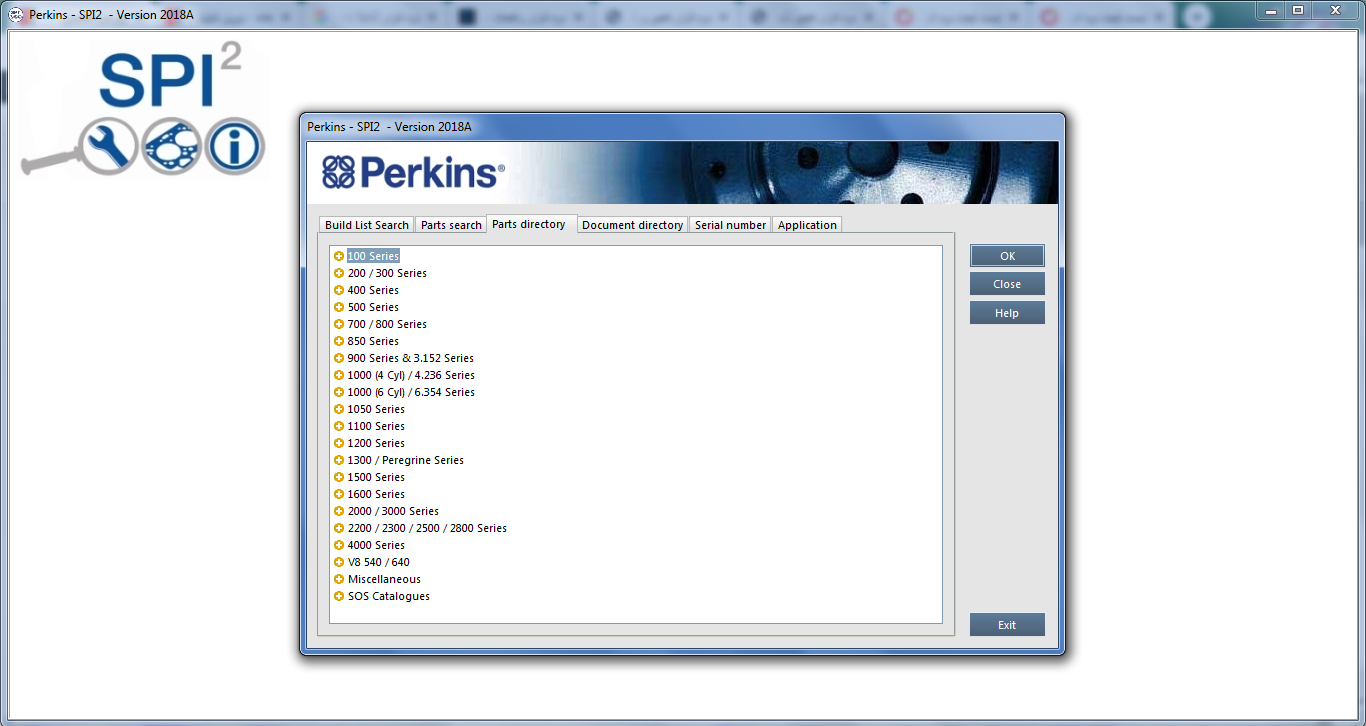 Perkins SPI2
